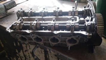 Complete Cylinder Head Kia Sportage 2.0