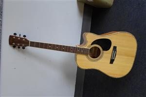Cort Electric Acoustic Guitar