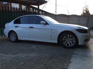 2007 BMW 3 Series sedan 320i SPORT LINE A/T (G20)