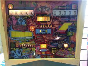 Pinball Machine - for sale