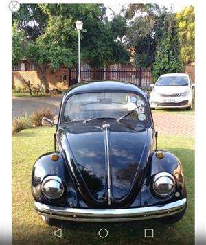 1970 VW Beetle Dune 1.4TSI