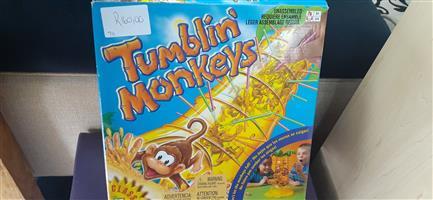 Tumblin Monkeys.