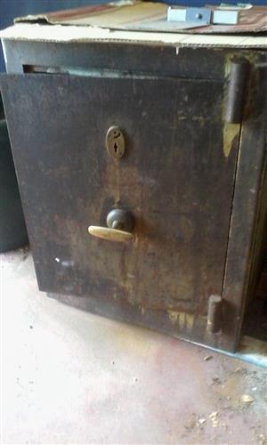 Safe Lockable Heavy for your Valuables    About 150 to 250 Kg