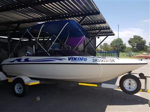 Viking Velocity, 115Hp Mariner