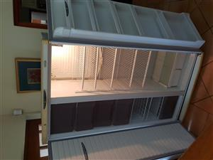 Double Door Freezer/Fridge For Sale