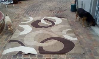 Big sitting room carpet