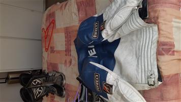 Bikers leather jacket XXL