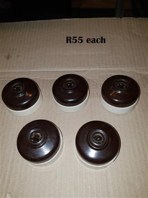 Antique Medium Light Switches (R55 EACH)