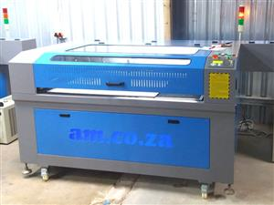 LC-1610/C130 TruCUT Standard Range 1600x1000mm Cabinet, Conveyor Table, CCD Camera for