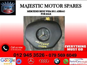 Mercedes benz W204 airbag for sale