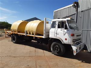 10 000L Water truck for sale