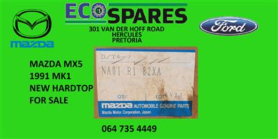 MAZDA MX5 hardtop (NEW hardtop for sale form mazda Genuine part