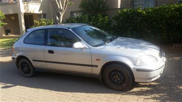 1997 Honda Civic hatch 5-door CIVIC 2.0T TYPE R