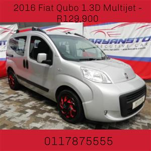 2016 Fiat Qubo 1.3 Multijet