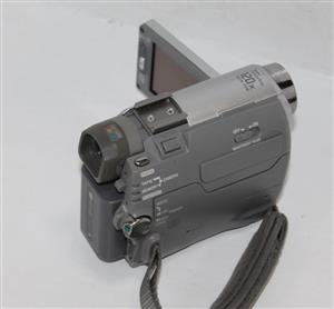 Sony handycam HC 30E video camera with charger in box S032648A #Rosettenvillepawnshop