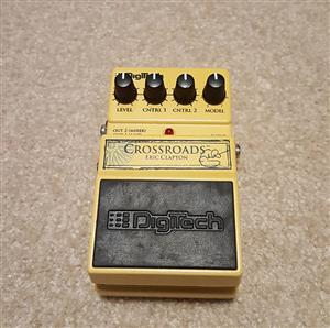 Digitech Crossroads Eric Clapton guitar pedal Make me an offer