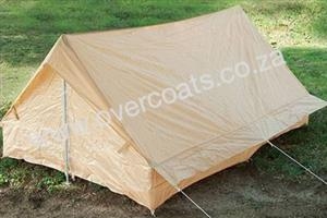 Water Resistant French Military Tent for sale-New and enough for Two!