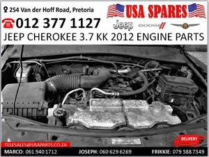 Jeep Cherokee 3.7/2.8 KK 2008-12 engine parts for sale