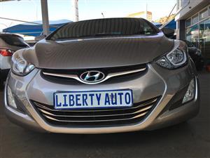 2014 Hyundai Elantra 1.6 SR