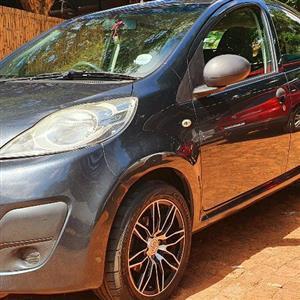 2012 Peugeot