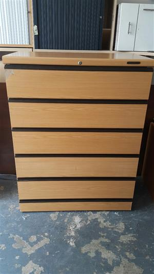 Oak optiplan cabinet