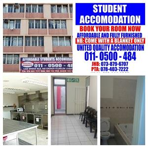 Student Accommodation in Pretoria-Arcadia after Lockdown and for Next Year