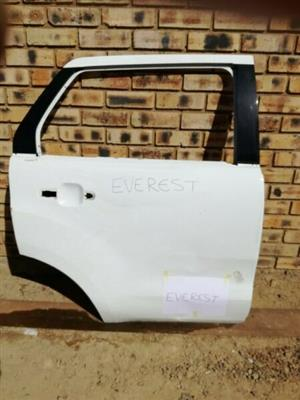 Ford Everest New Spec Right Rear Door  Contact for Price