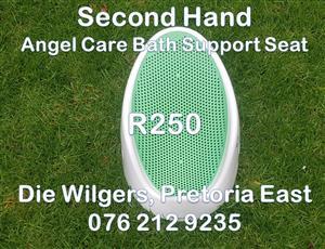 Second Hand Angel Care Bath Seat