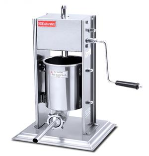 10LT MANUAL SAUSAGE FILLER FOR SALE - BRANDNEW - INDUSTRIAL USE - STAINLESS STEEL