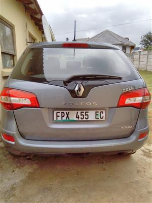 2009 Renault Koleos 2.5 Dynamique