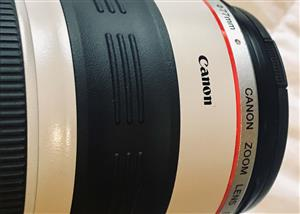 CANON  Zoom Lens - EF 100-400 - 77mm 1:4.5-5.6 L IS