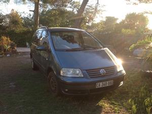 2004 VW Sharan 1.9TDI