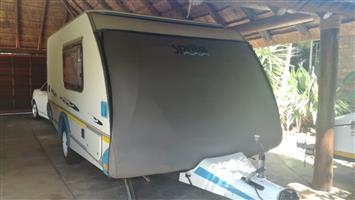 2006 Jurgen CI Sprite Surfer Caravan
