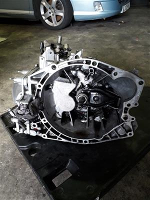 PEUGEOT 407 2.2 16v. - GEARBOX – 6speed - Manual 20MB06, from 2004-2010 For sale