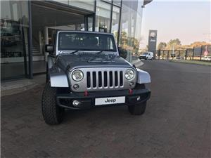 2018 Jeep Wrangler Unlimited 2.8CRD Altitude
