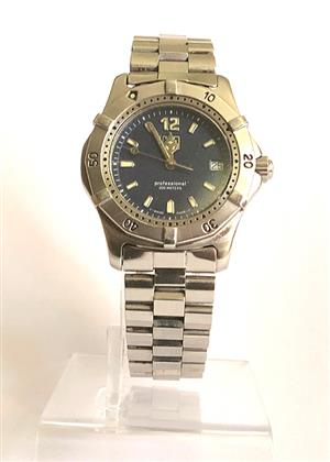 TAG HEUER PROFESSIONAL 200 MEN'S WATCH, BLUE DIAL for sale  Randburg