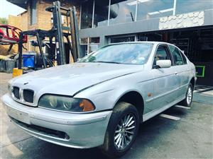 BMW E39 STRIPPING NOW!