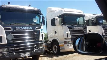 Scania Truck Reliable