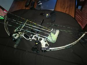 Reflex 70 pound Compound Bow