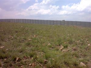 44 000m2 land for sale in Wadeville, Germiston