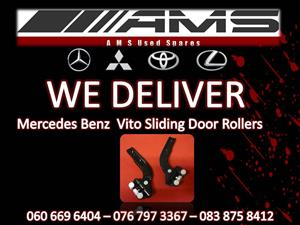 MERCEDES BENZ VITO SLIDING DOOR ROLLERS FOR SALE