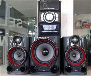 JVC MX-DN200U SOUND SYSTEM