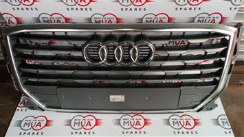 AUDI Q2 FRONT GRILLE COMPLETE