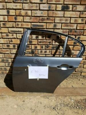Bmw 3series e90 Left Rear Door  Contact for Price