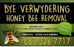 Bee Removal Service