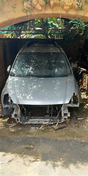 Kia Sedona II Stripping for Spares