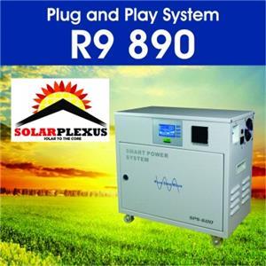 Solar Backup Power
