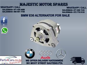 Bmw e30 alternator for sale