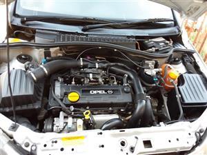 2007 Opel Corsa Utility
