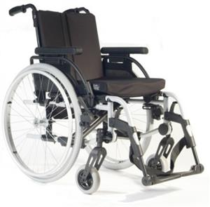 MR WHEELCHAIR  QUICKIE RUBIX:*/